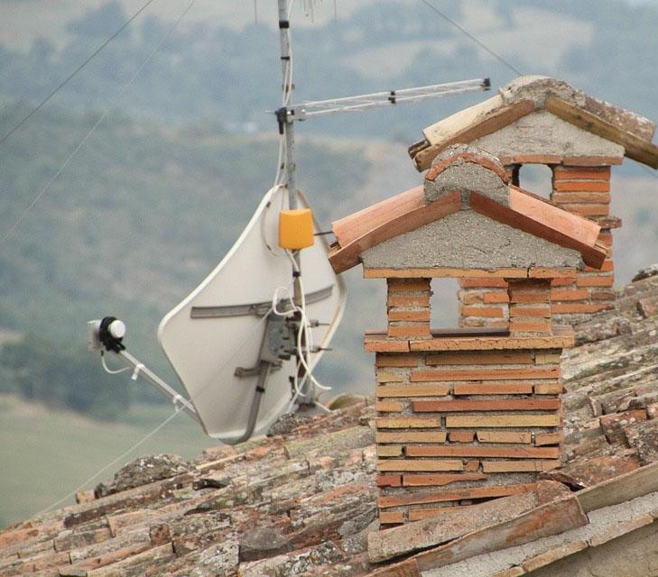 Serwis, montaż anten na Ślasku
